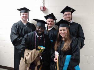Fall 2019 MPA Graduates