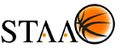 Sportscasters Talent Agency of America (STAA) Logo