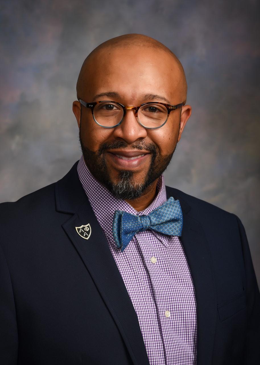 Alphonso Simpson, Jr., Ph.D.