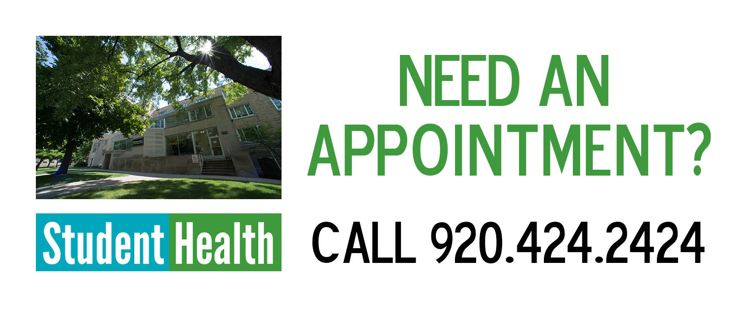 Need an appointment? Call 920-424-2424