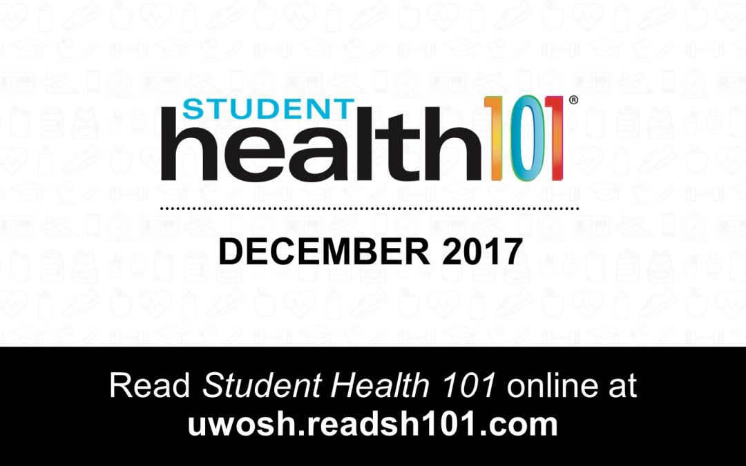 December Articles of Student Health 101