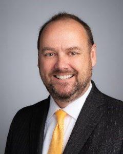 Headshot of Chancellor Andy Leavitt