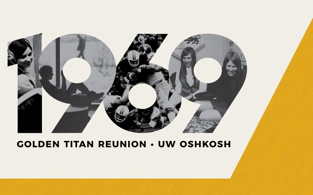 Class of 1969 alumni return for Golden Titan Reunion