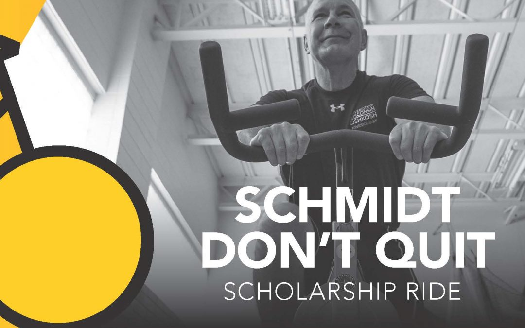 UWO kinesiology prof to pedal across state for scholarships