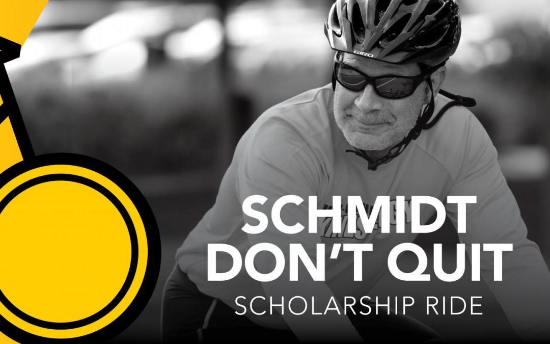 UWO kinesiology prof, students to bike across Wisconsin for scholarships