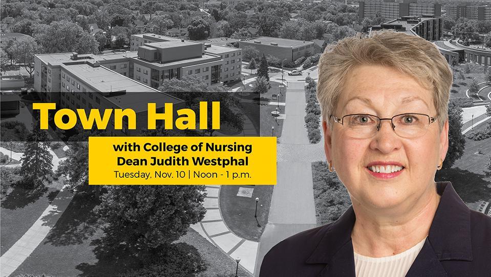 UWO College of Nursing to host Town Hall for alumni Nov. 10