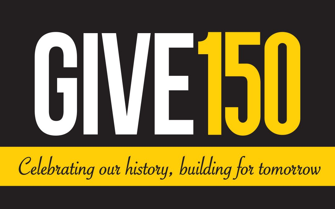 UWO launches Give 150 campaign to commemorate 150th anniversary