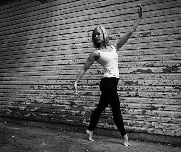 UW Oshkosh honors student/ballerina adds to ecofeminism discussion