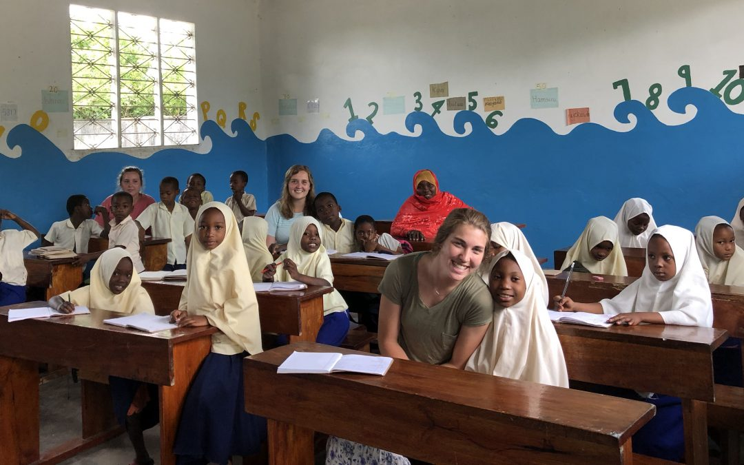 #TitanSummer: UWO alumna volunteers in Africa before starting teaching career