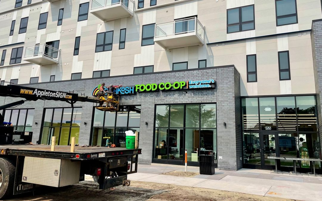 New Oshkosh Food Co-op, made possible by 'collective people power,' opens Thursday