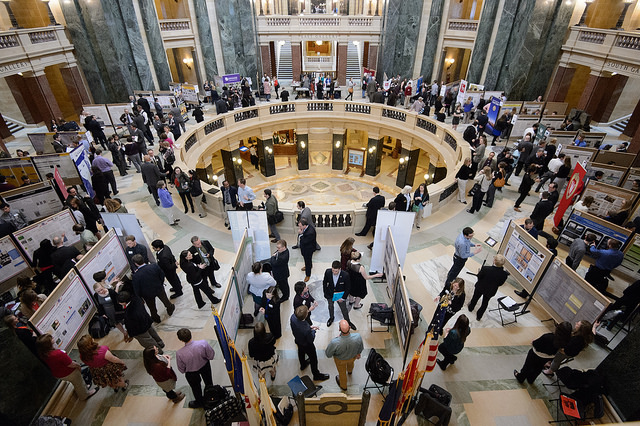 UWO students to share research with legislators in Madison