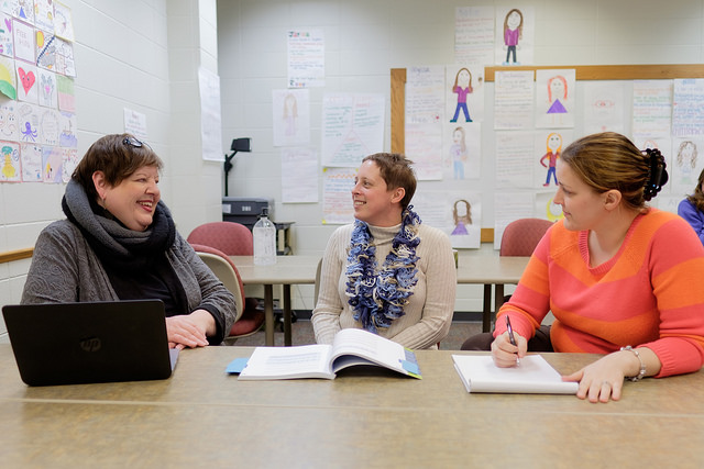 UW Oshkosh prepares literacy leaders, offers continuing education opportunities