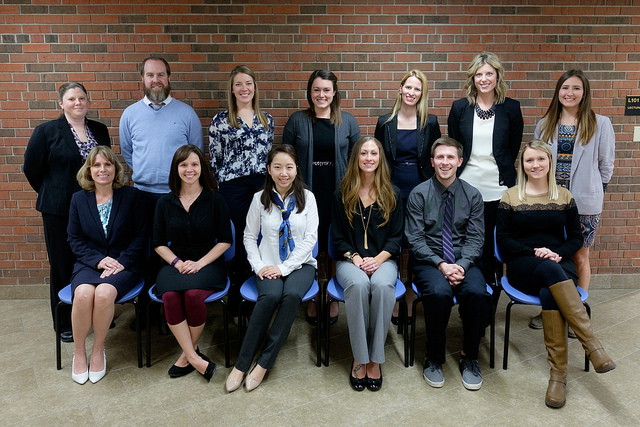 14 DNP grads complete scholarly projects