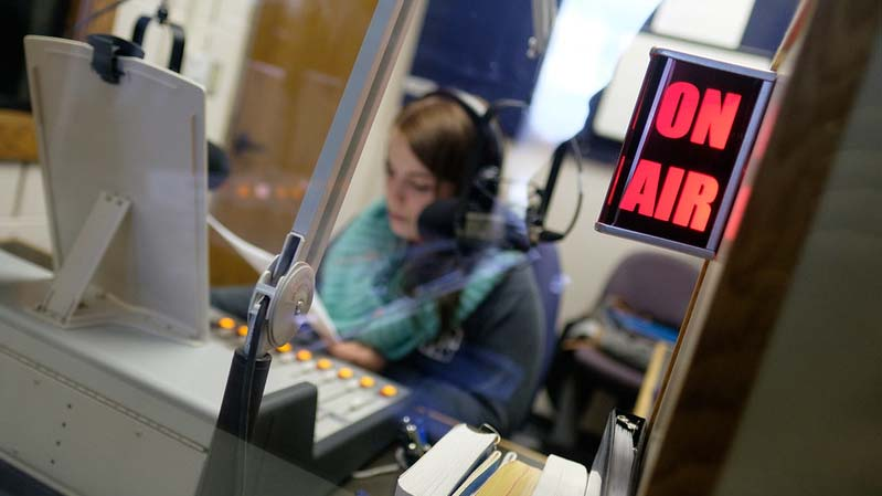 UWO's WRST-FM marks national College Radio Day on Oct. 4
