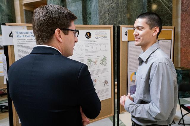 UWO chemistry major studies bio fuels