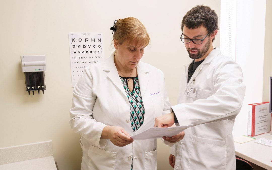 Nursing faculty keep their edge by maintaining clinical practices