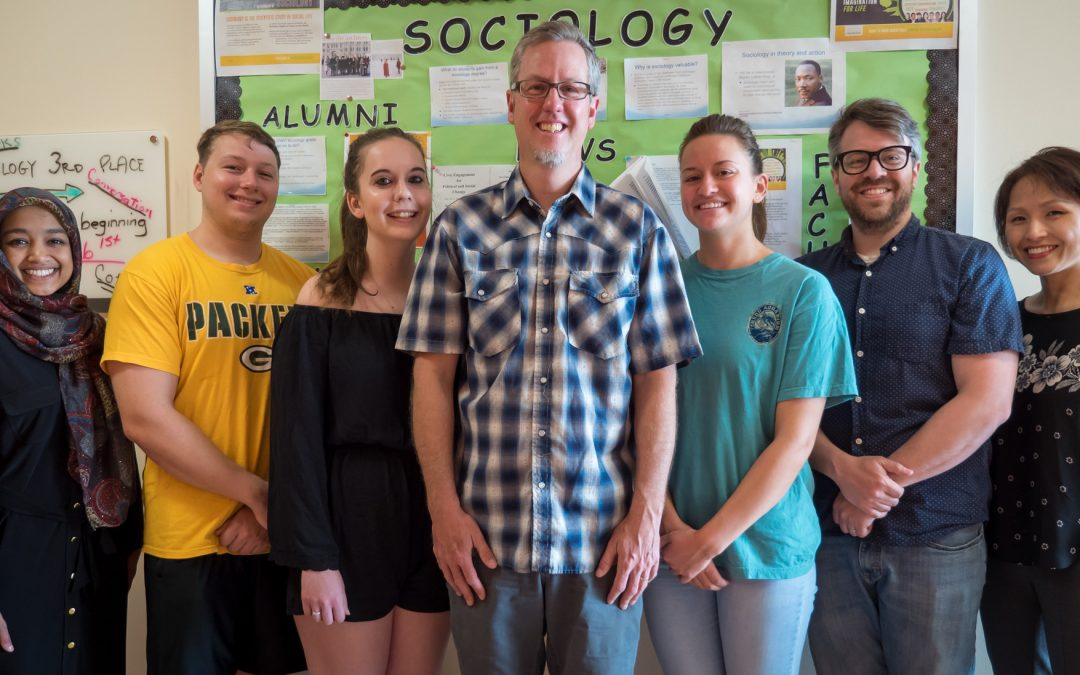 Van Auken, UW Oshkosh sociology team studying refugee resettlement
