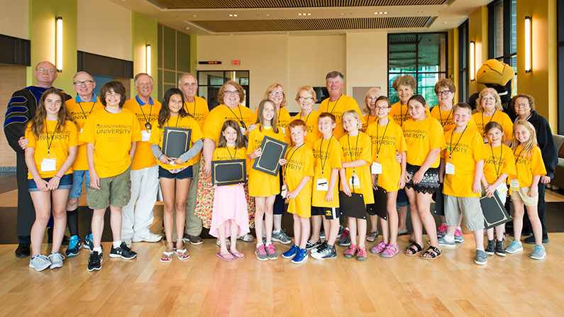 Grandparents University returns to UWO in summer 2018