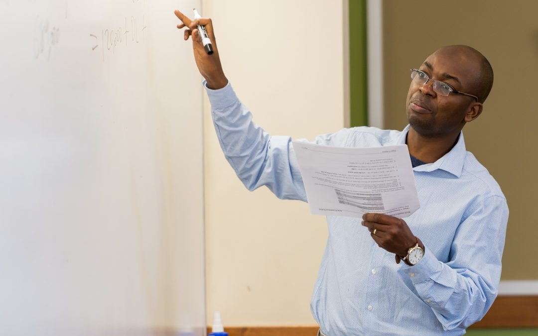 UWO accounting professor brings his diverse background to the fore