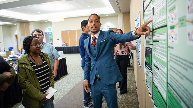UW Oshkosh student dreams of breaking cycle of poverty with focus on youth, community development