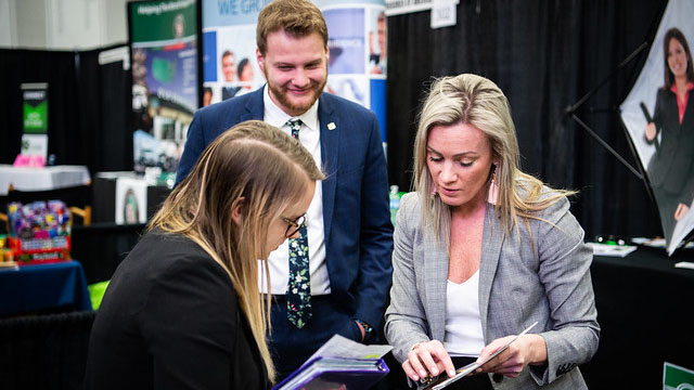 UWO students achieve career success through internships