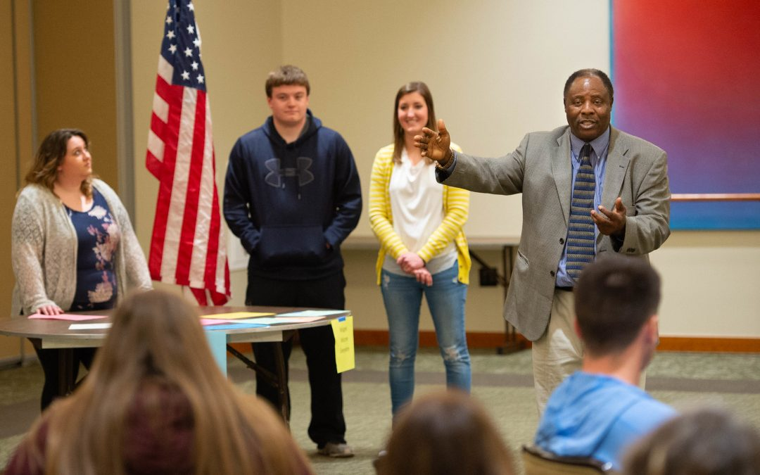 UW Oshkosh Refugee Simulation provides powerful glimpse into life as refugee