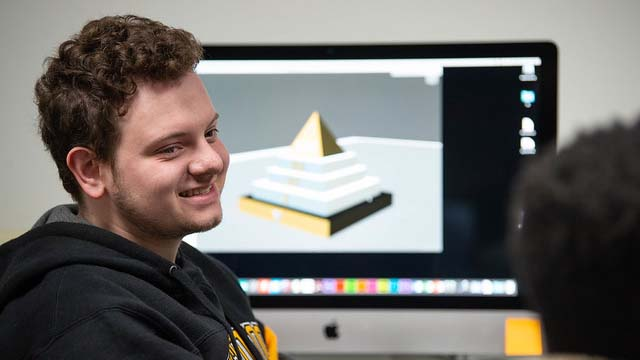 UWO art students get creative with Oshkosh Defense project