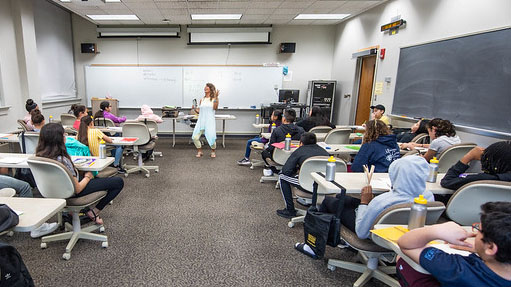 VIDEO: UW Oshkosh campus shines during the summer