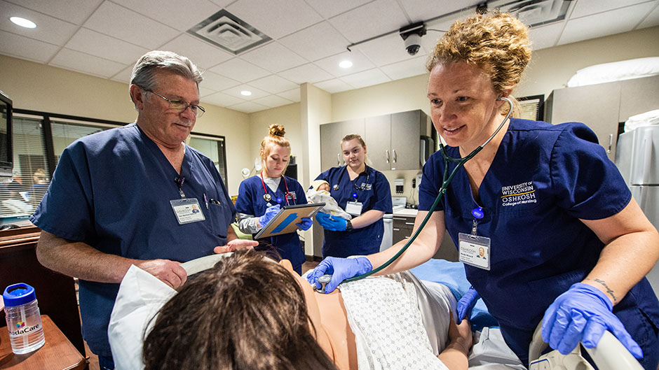 UWO ranked one of top 100 public nursing schools in the nation