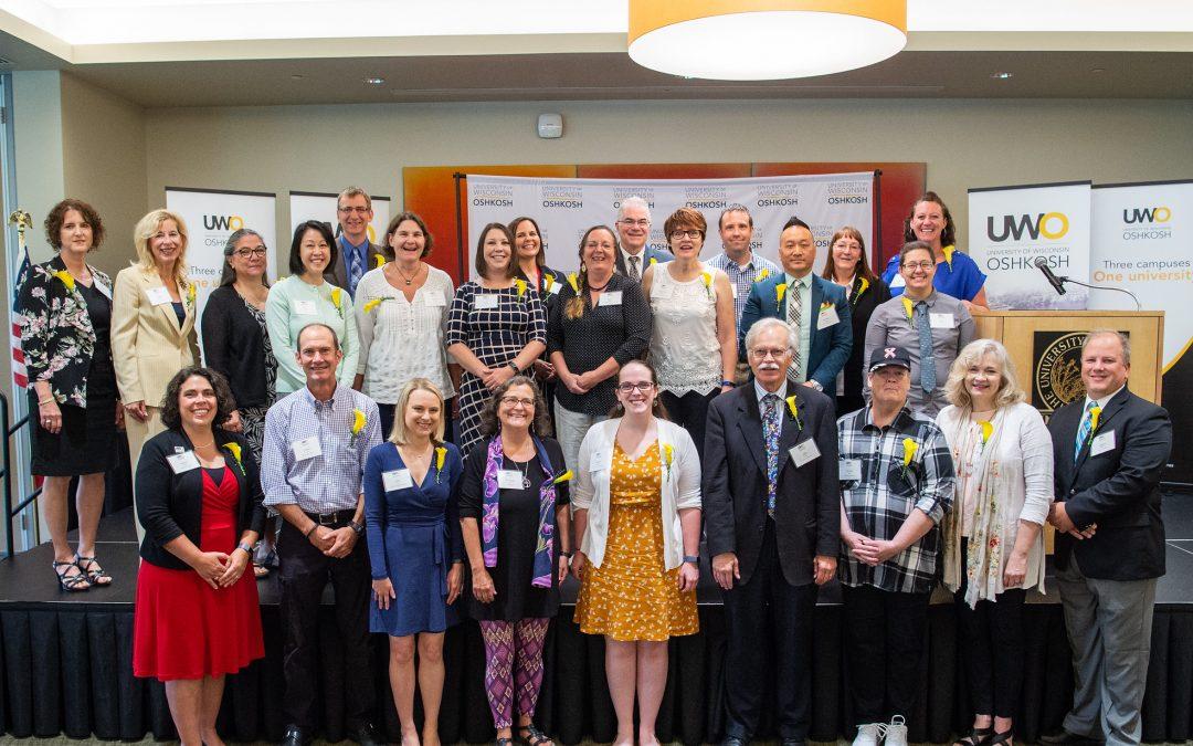 UWO sets sight on future, 25 staff honored