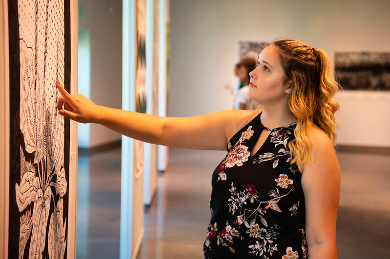 Really Big Prints art exhibit featured at UWO Fox Cities campus