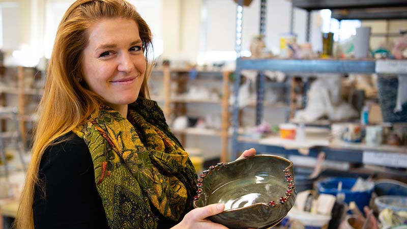 Good Art for Good fundraiser honors late UWO human resources director