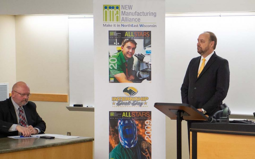 UWO students are the engine behind regional Manufacturing Vitality Index