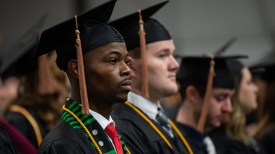 Midyear Commencement Ceremony Photos