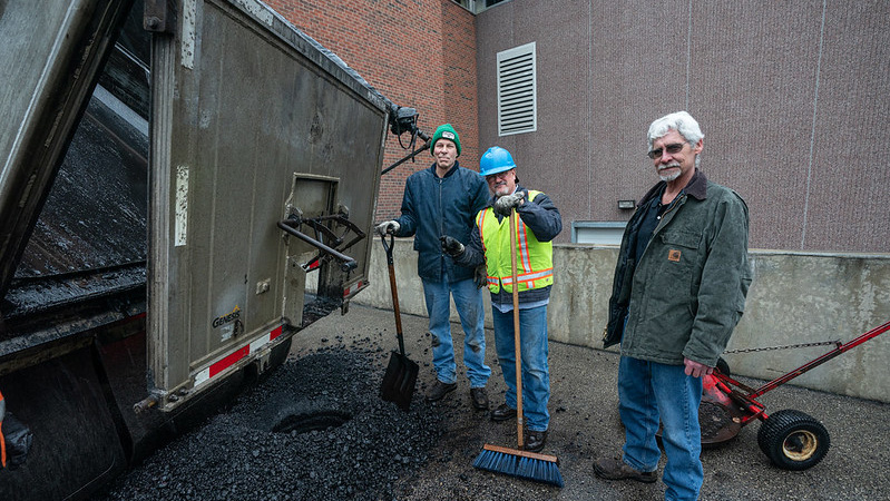 Last truckload of coal arrived March 12, as UWO moves forward with sustainability goals