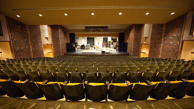 Renamed Theatre Arts Center reflects UW Oshkosh's commitment to inclusion, equity