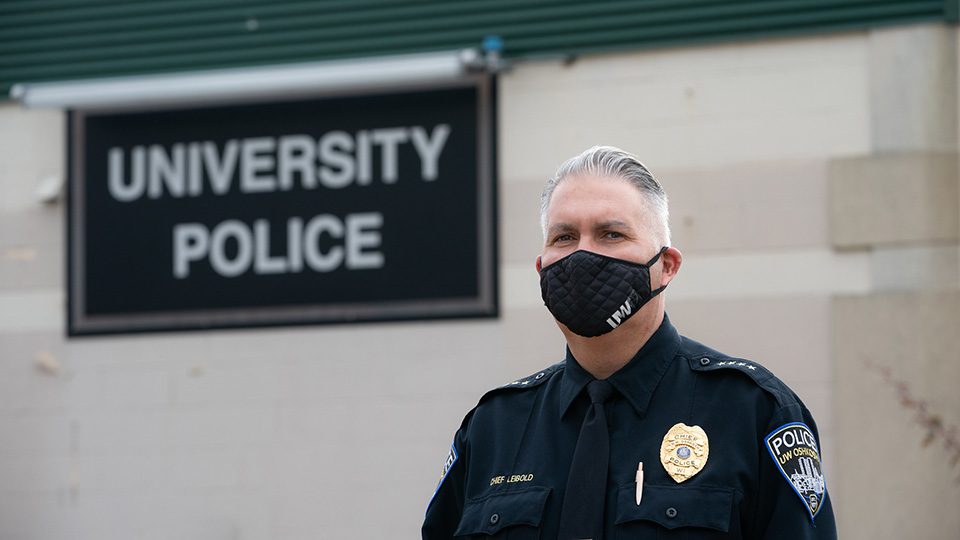 'Rich career experience' set UWO police chief on course to lead pandemic response