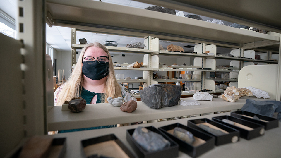 UWO Fox Cities student earns scholarship to study marine reptiles from Jurassic period