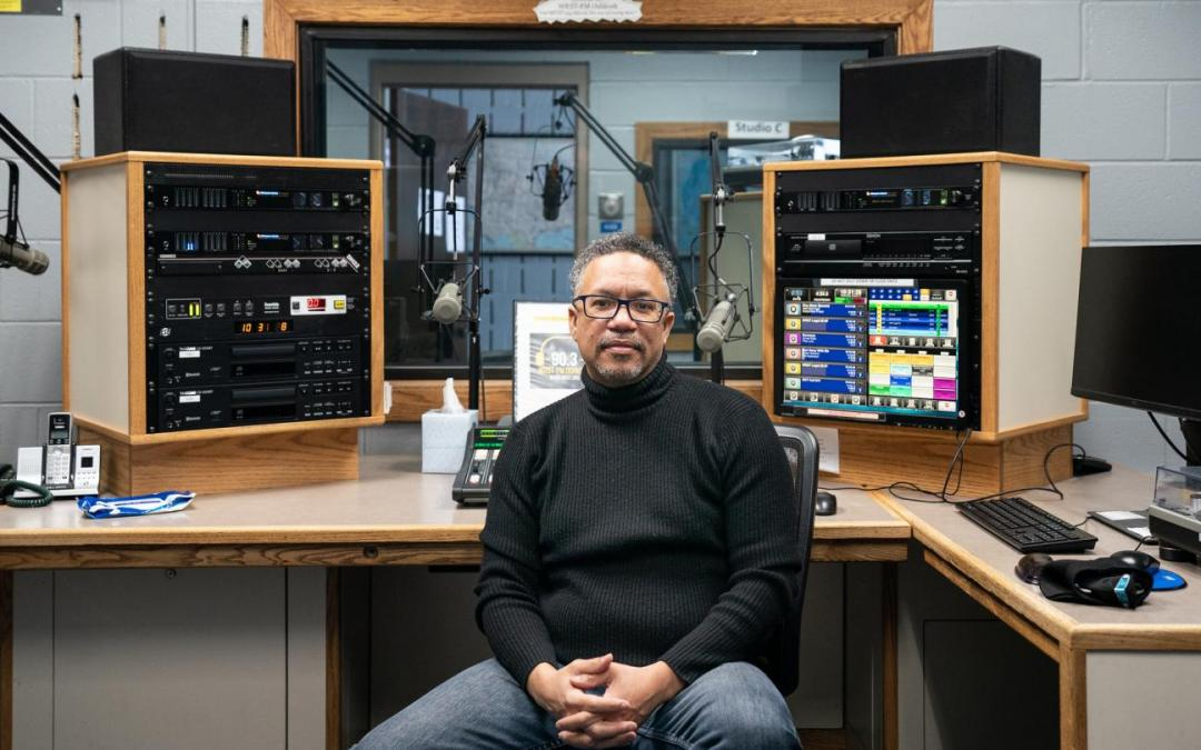Here's a sound bite: New UWO radio services director says medium remains 'very nimble'