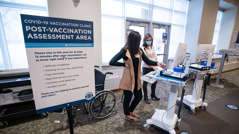 COVID-19 vaccine appointments available at UWO site
