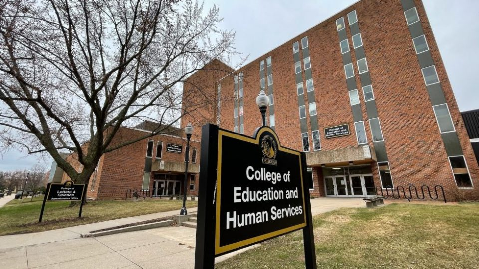 Major renovations to UW Oshkosh's Clow Hall approved by state building commission
