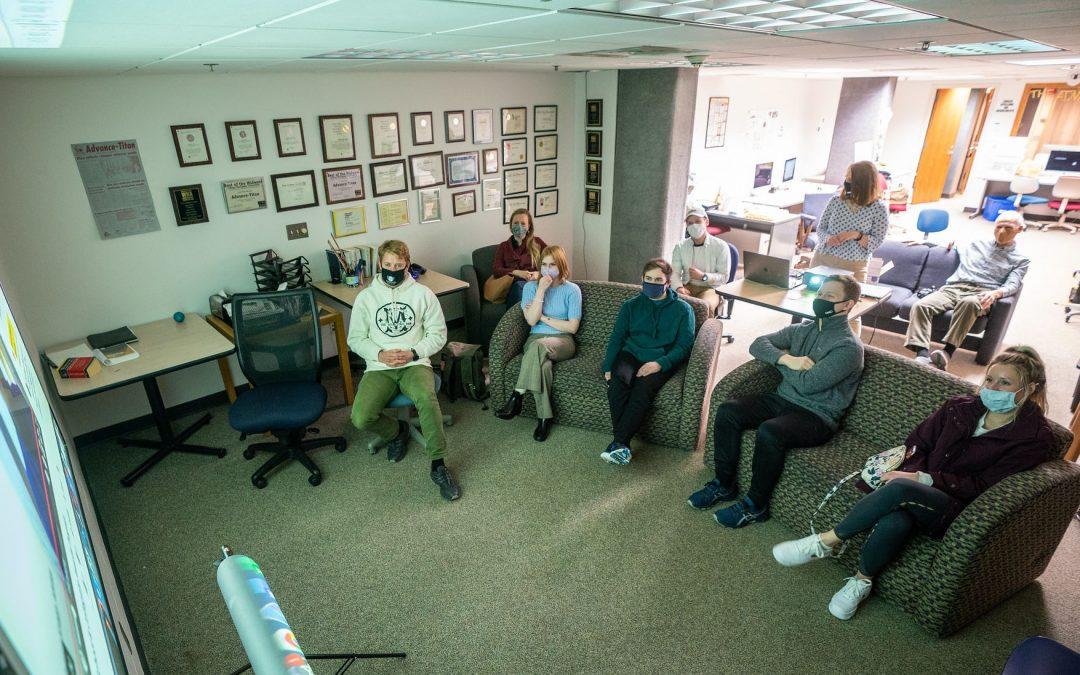 Advance-Titan staff picks up 22 Wisconsin Newspaper Association awards