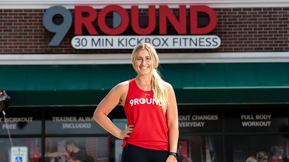 'So much fun for me': Kinesiology grad, now gym owner, always fired up to go to work
