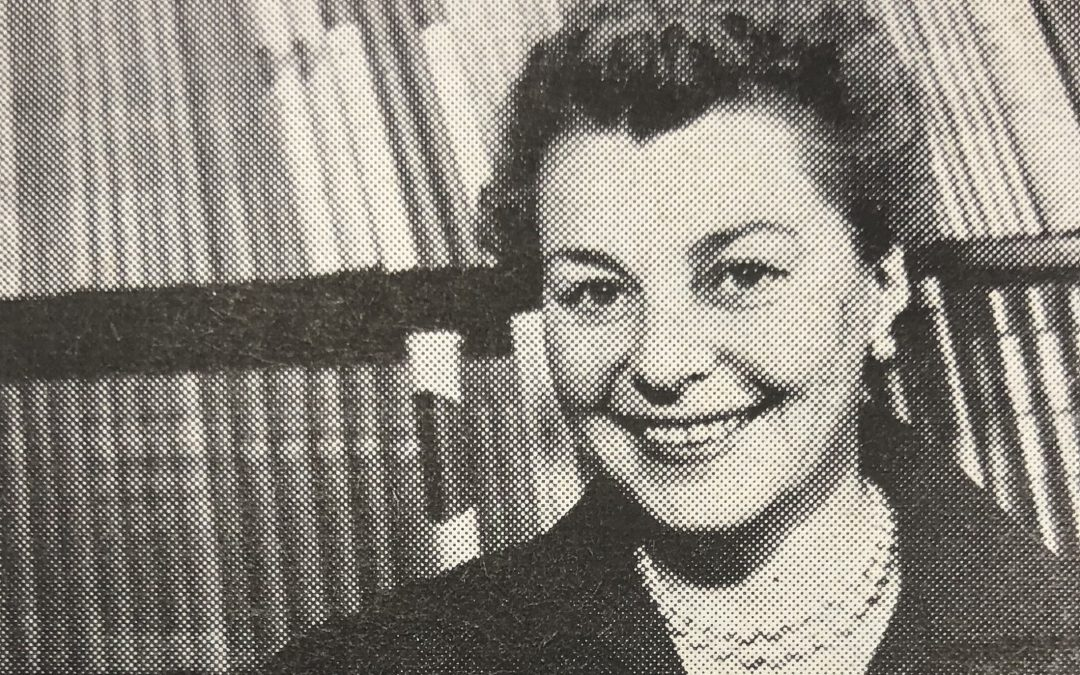 Remembering Alice de Barcza—one of the most interesting women to teach at UW Oshkosh