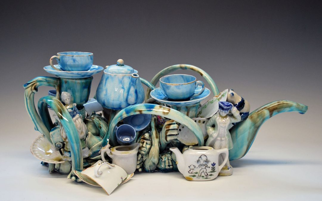 Faculty artwork from three campuses to be displayed at UW Oshkosh Allen Priebe Gallery