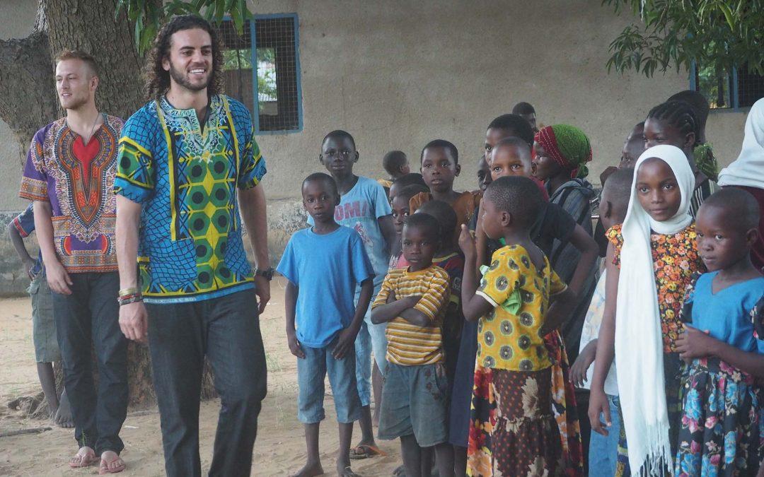 UWO alumni work to improve living conditions in Africa