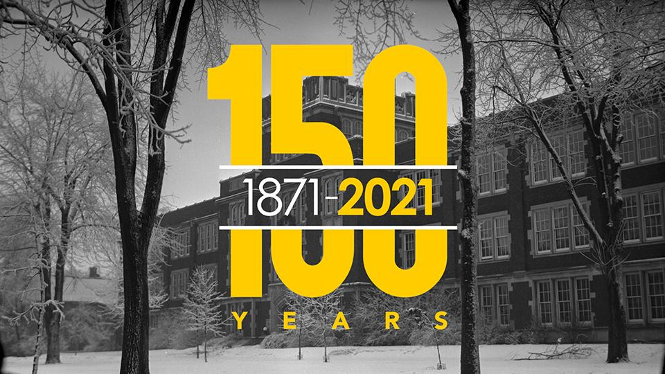 Out with 2020, in with 2021: UWO embarks on its 150th year