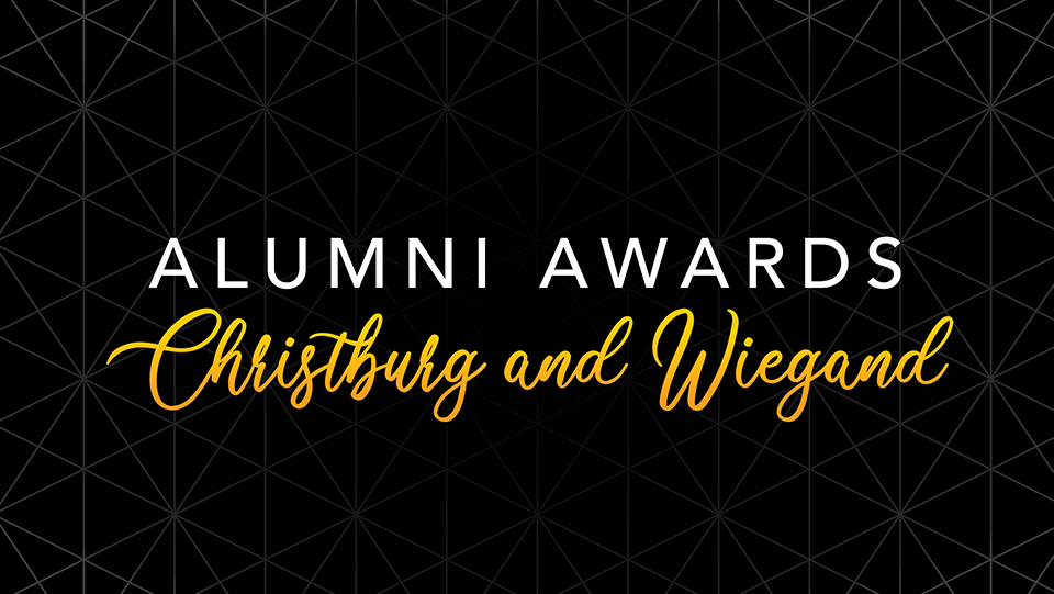 Alumni awards: Two UWO College of Letters and Science grads earn distinguished grad honors