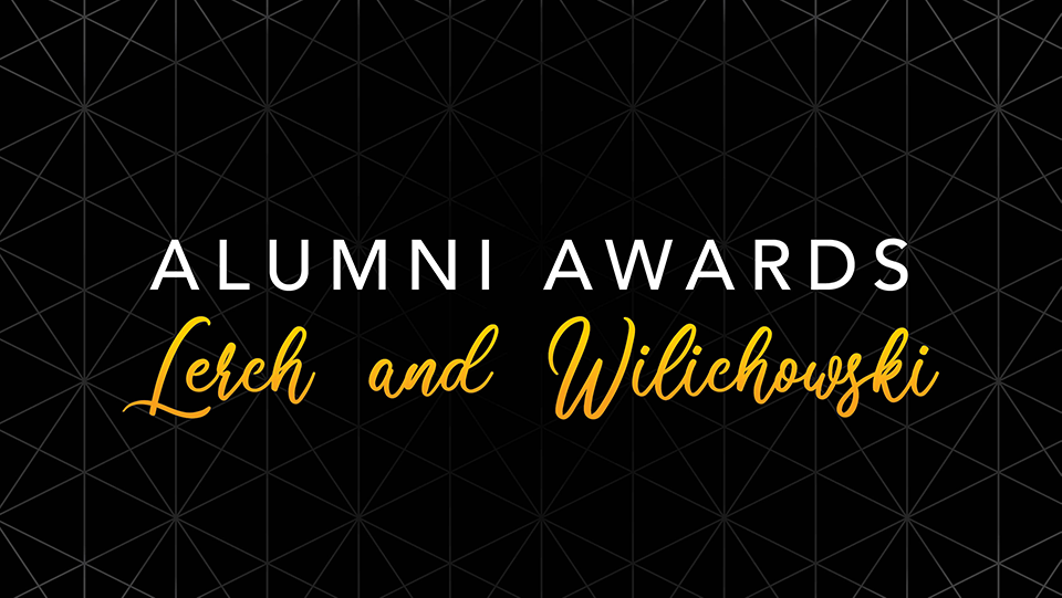 Alumni awards: Outstanding young alumni making an impact around the world