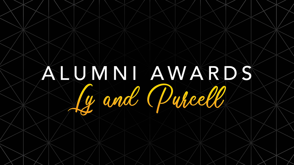 Alumni awards: Two journalism grads making a mark in their professions